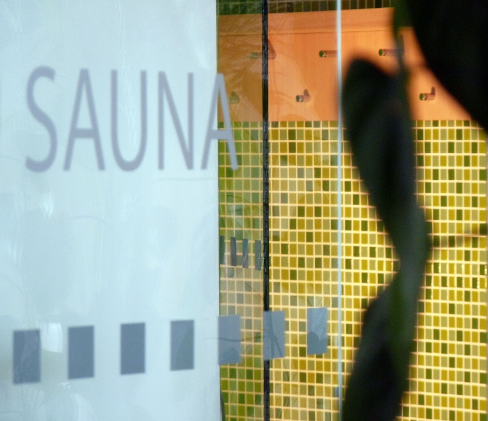 Sauna, Quality Hotel Brno Exhibition Centre