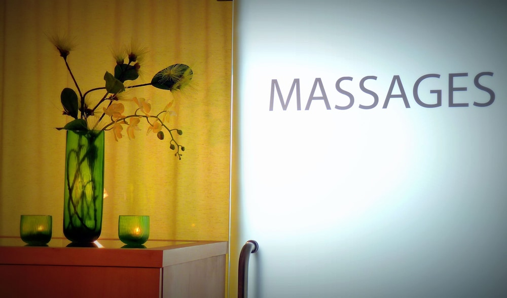 Massage, Quality Hotel Brno Exhibition Centre