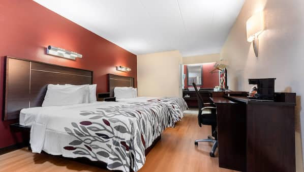 Iron/ironing board, free cribs/infant beds, free WiFi, linens