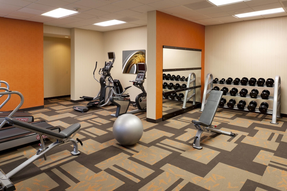 Gym, Courtyard by Marriott Cypress Anaheim/Orange County