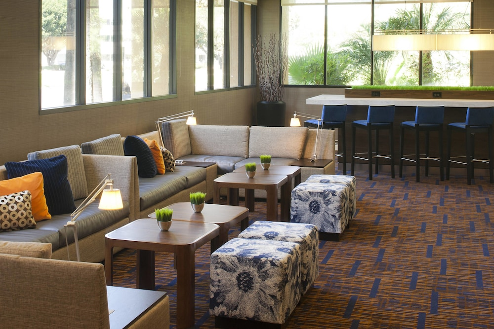 Lobby, Courtyard by Marriott Cypress Anaheim/Orange County