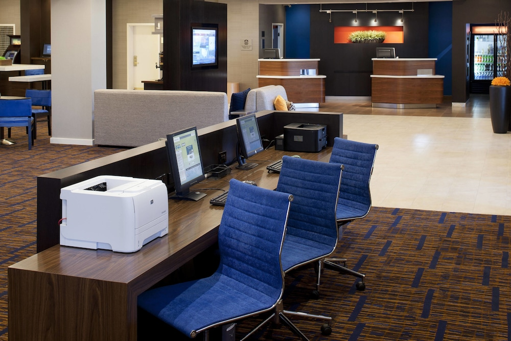 Business Center, Courtyard by Marriott Cypress Anaheim/Orange County