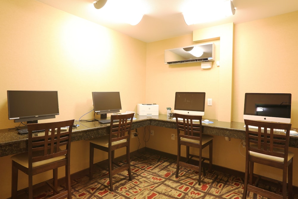 Business Center, Quality Inn near Rocky Mountain National Park