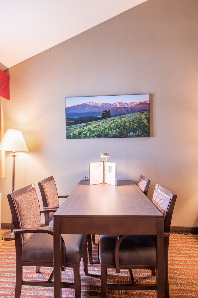 In-Room Dining, Quality Inn near Rocky Mountain National Park