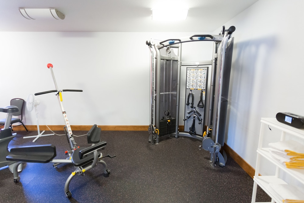 Fitness Facility, Quality Inn near Rocky Mountain National Park