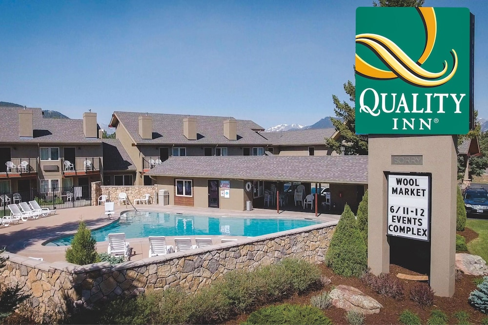 Exterior, Quality Inn near Rocky Mountain National Park