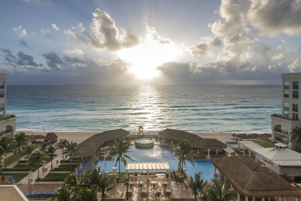 Marriott Cancun Resort In Cancun Hotel Rates Reviews On Orbitz
