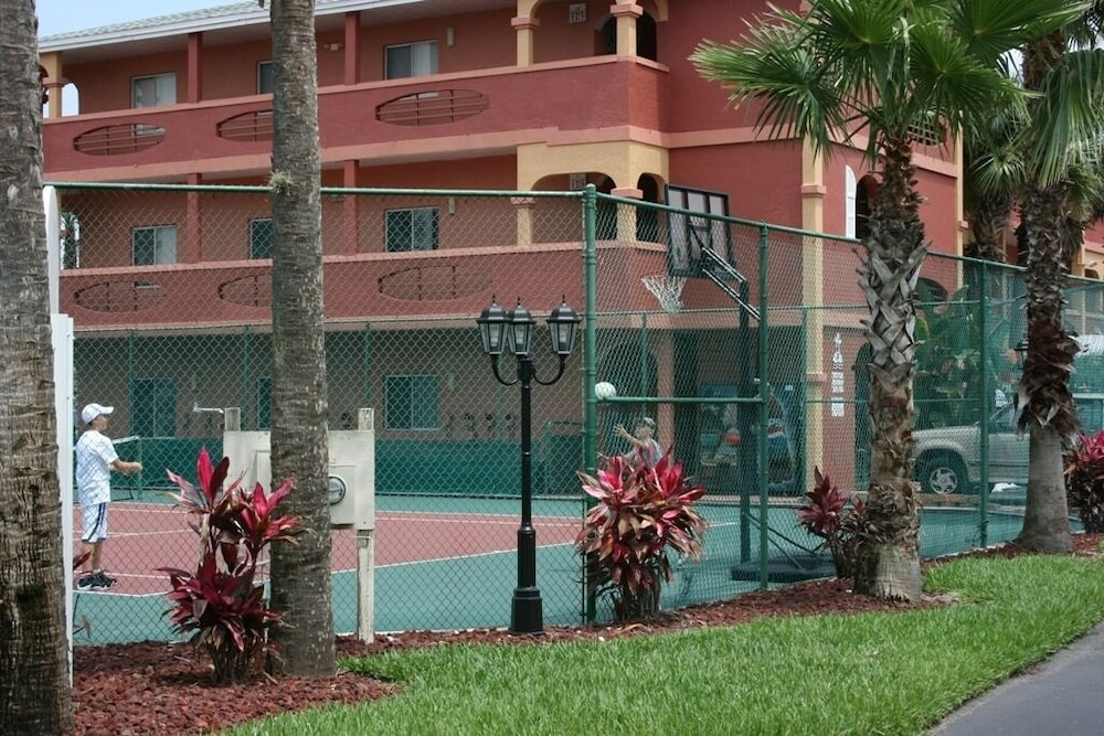 Tennis Court, Florida Vacation Villas