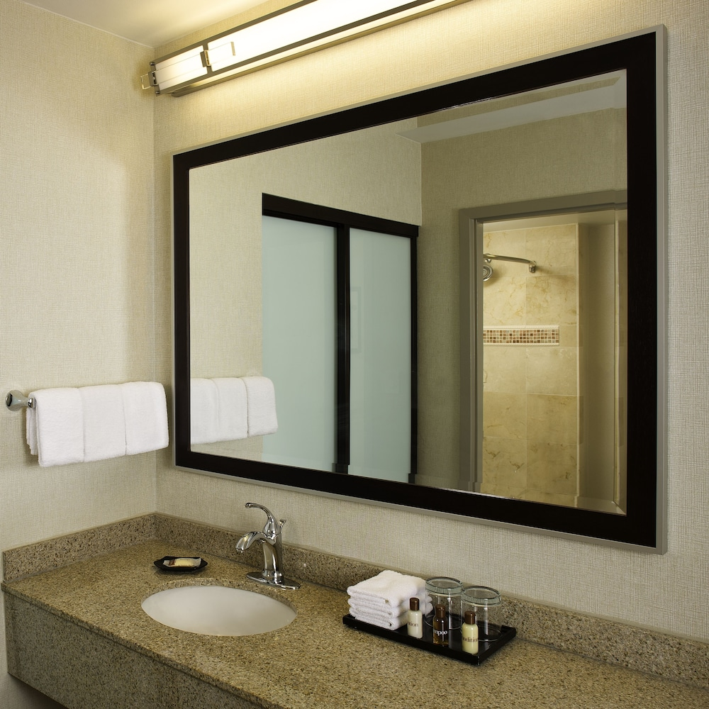 Bathroom, Sheraton Suites Orlando Airport