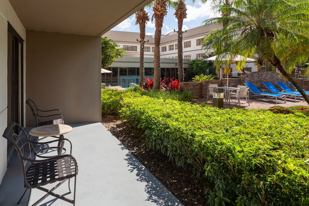 Terrace/Patio, Sheraton Suites Orlando Airport