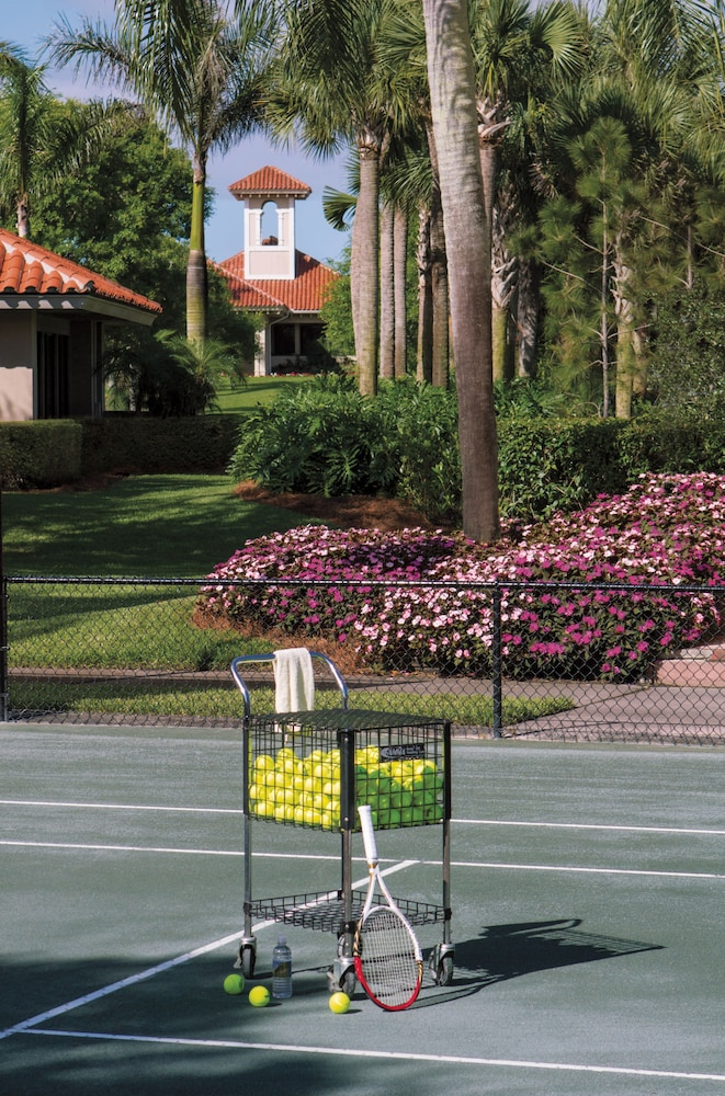 Tennis Court, The Breakers Palm Beach