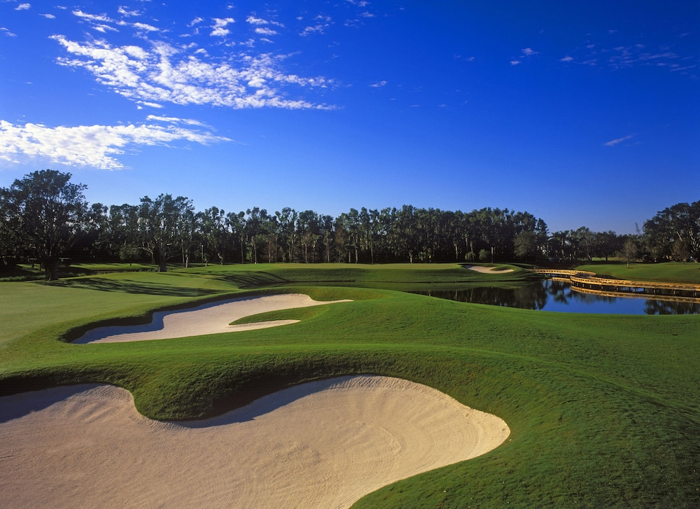 Golf, The Breakers Palm Beach