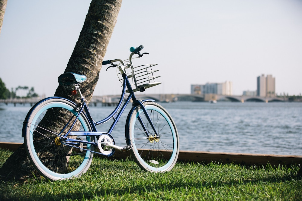 Bicycling, The Breakers Palm Beach