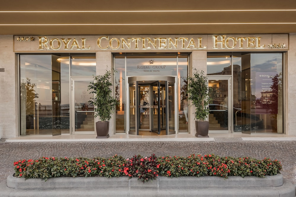 Featured Image, Royal Continental Hotel Naples