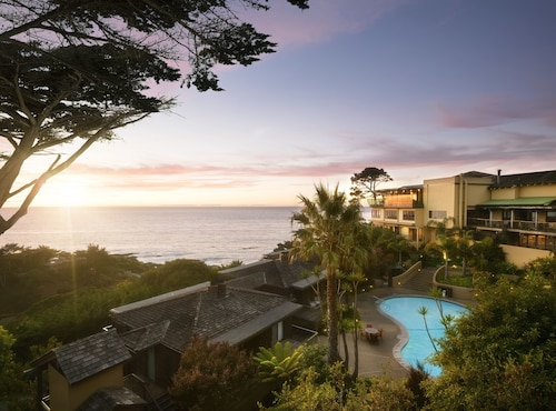 Hyatt Carmel Highlands, Overlooking Big Sur Coast