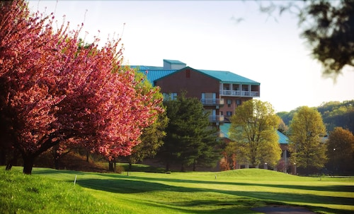 Check Expedia for Availability of Turf Valley Resort
