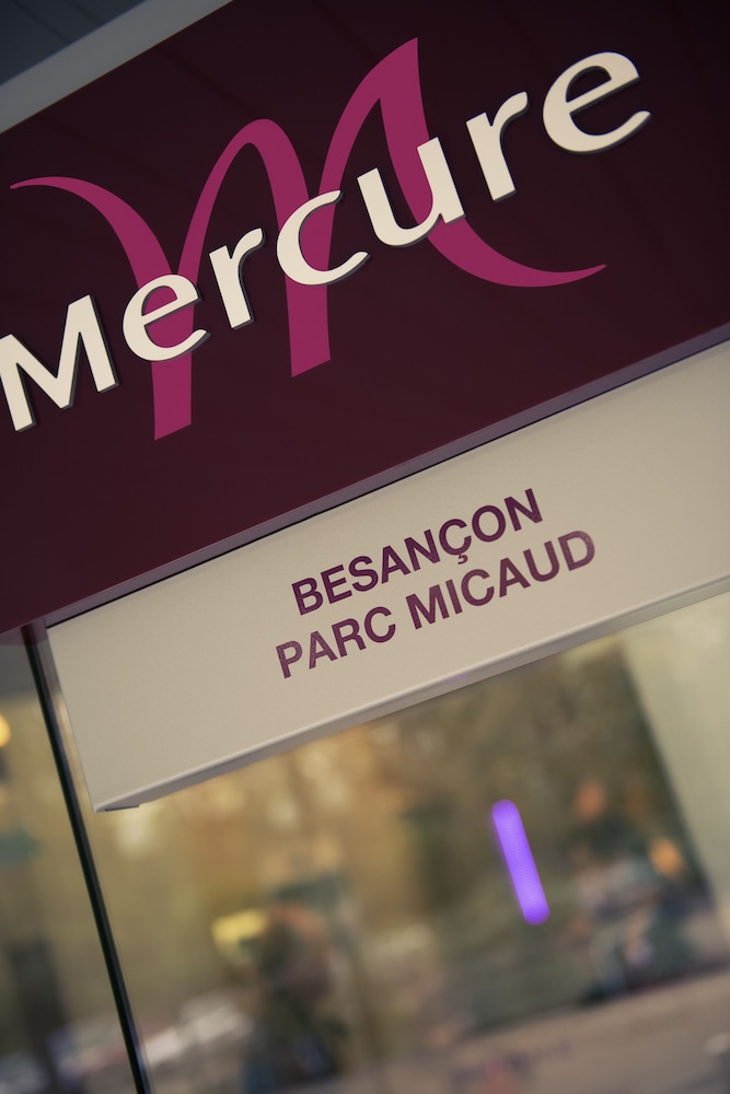 Interior Entrance, Mercure Besancon Parc Micaud