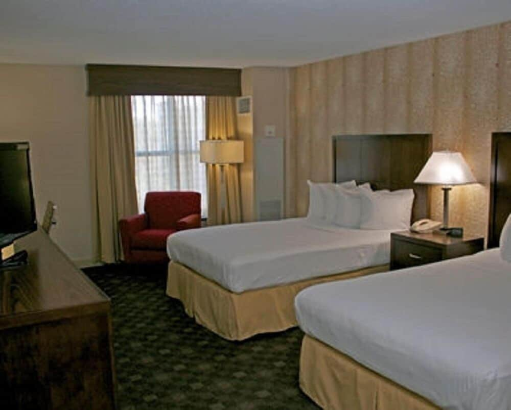 Room, Doubletree by Hilton Hotel Norfolk Airport