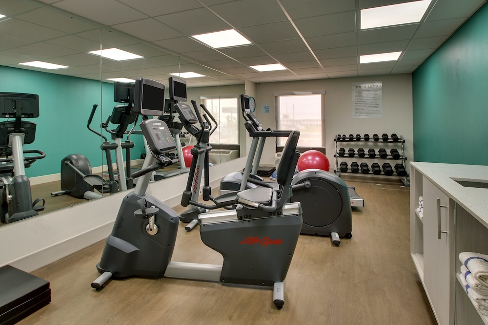 Fitness Facility, Holiday Inn Express Atlantic City W Pleasantville, an IHG Hotel