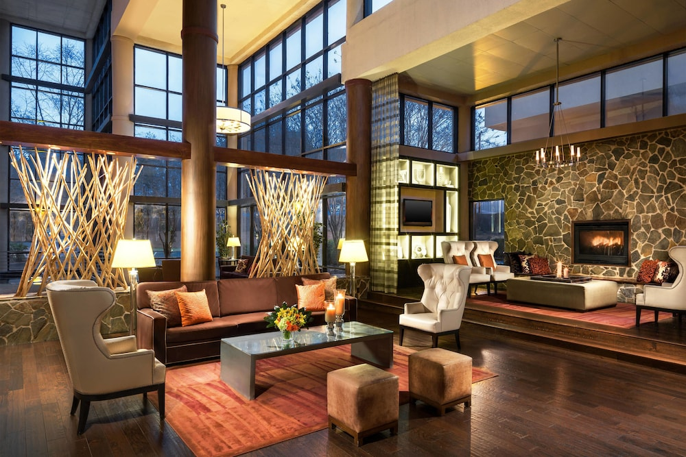 Sheraton Charlotte Airport Hotel 3 5 Out Of 0 Featured Image Lobby