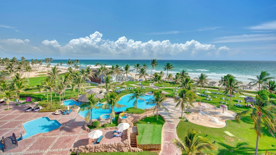 Crowne Plaza Resort Salalah, an IHG Hotel