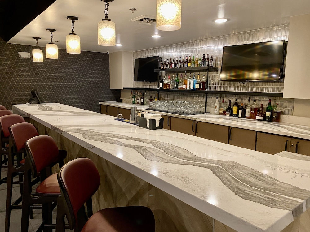 Bar, DoubleTree by Hilton St. Louis Airport