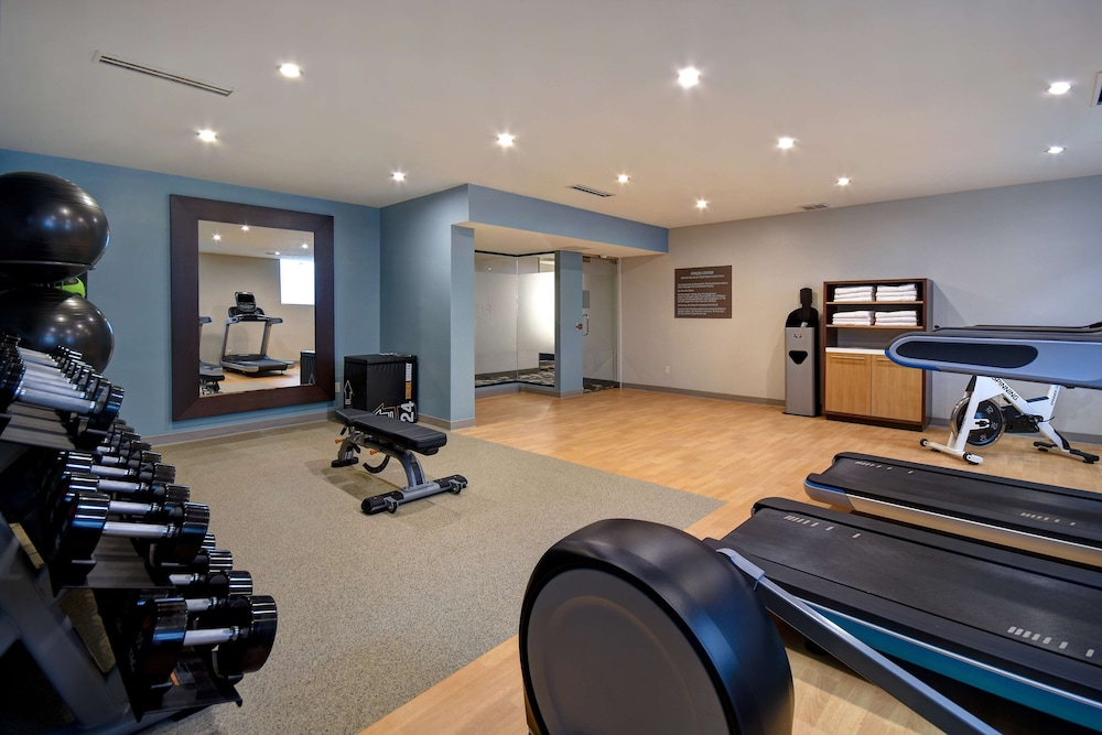 Fitness Facility, DoubleTree by Hilton St. Louis Airport