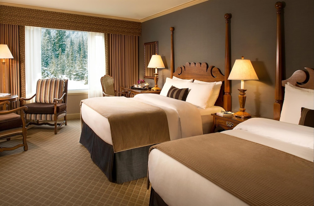 Room, The Fairmont Chateau Whistler