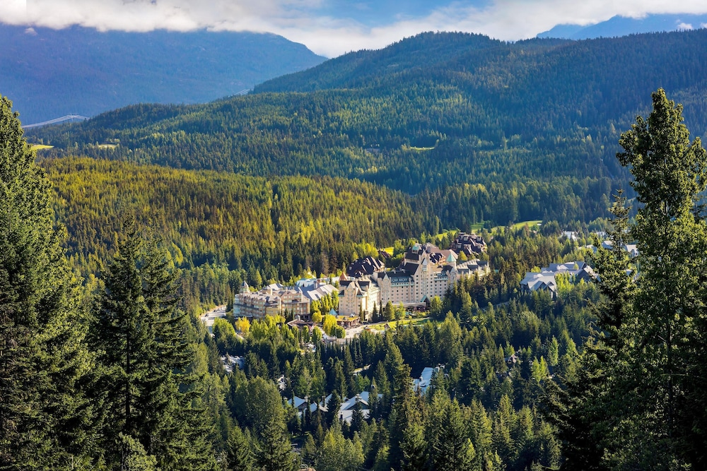 Featured Image, The Fairmont Chateau Whistler