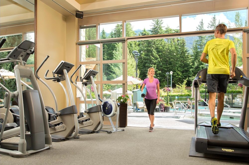 Fitness Facility, The Fairmont Chateau Whistler