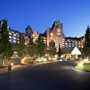 The Fairmont Chateau Whistler