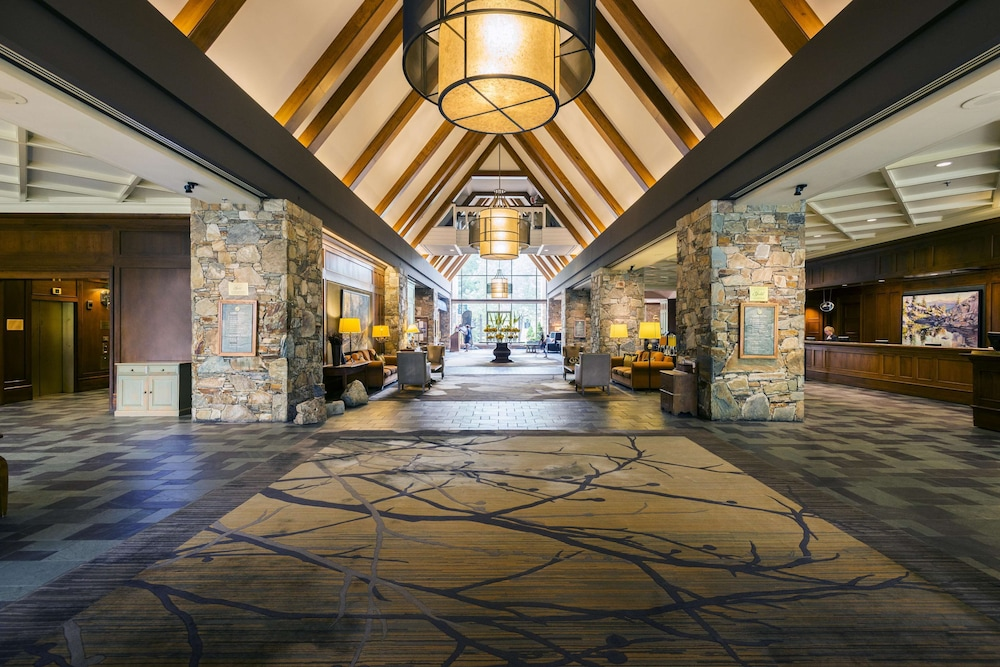 Lobby, The Fairmont Chateau Whistler