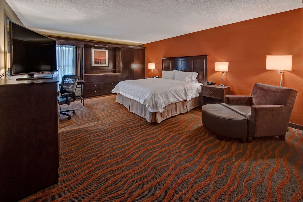 Room, Hampton Inn Clarksville