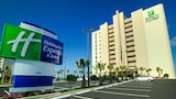 Holiday Inn Express & Suites Oceanfront - Daytona Beach Shores Hotels