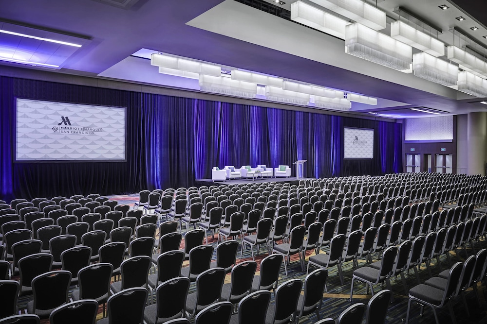 Meeting Facility, San Francisco Marriott Marquis