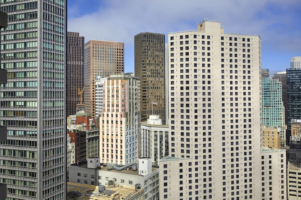 City View, San Francisco Marriott Marquis