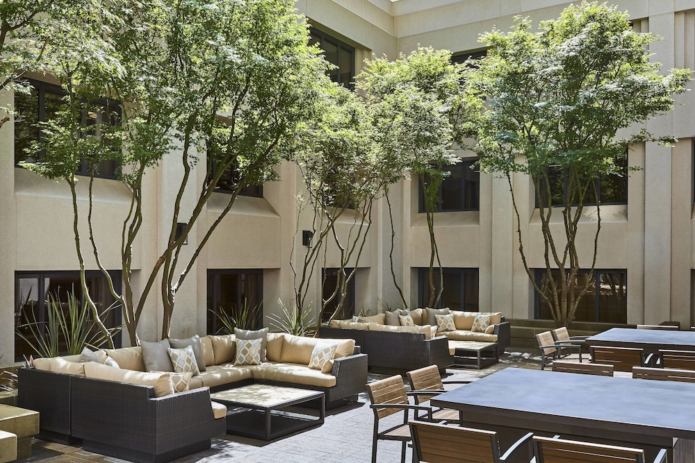 Terrace/Patio, San Francisco Marriott Marquis