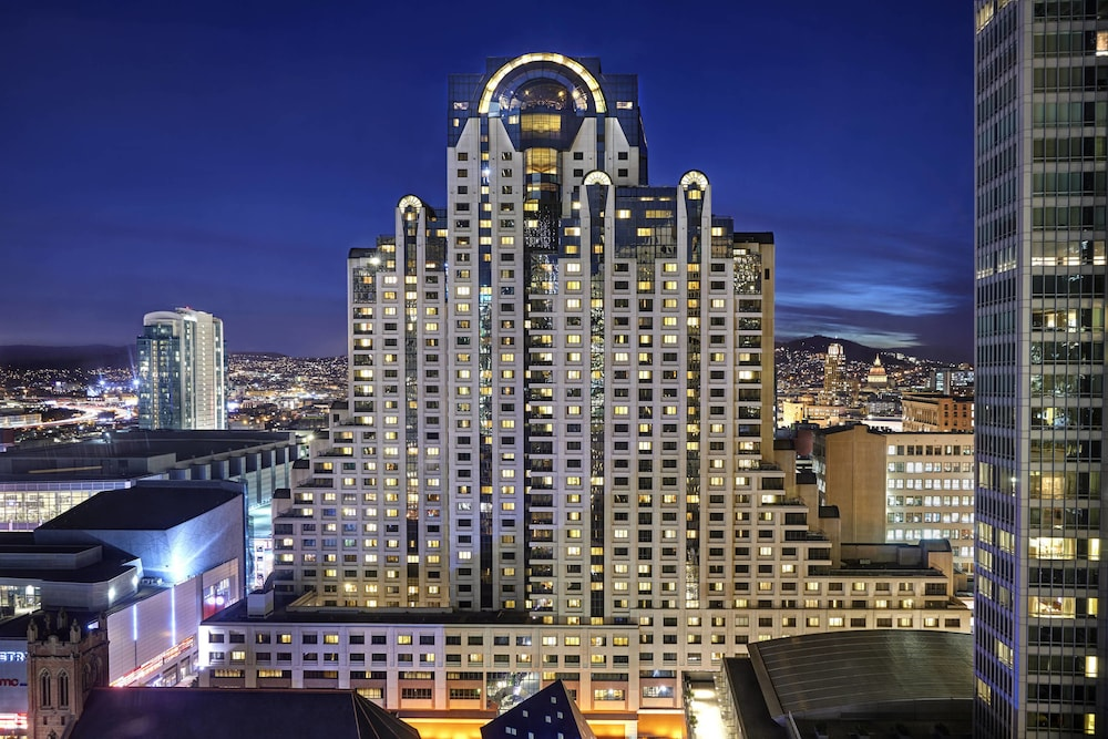 San Francisco Marriott Marquis in San Francisco | Hotel