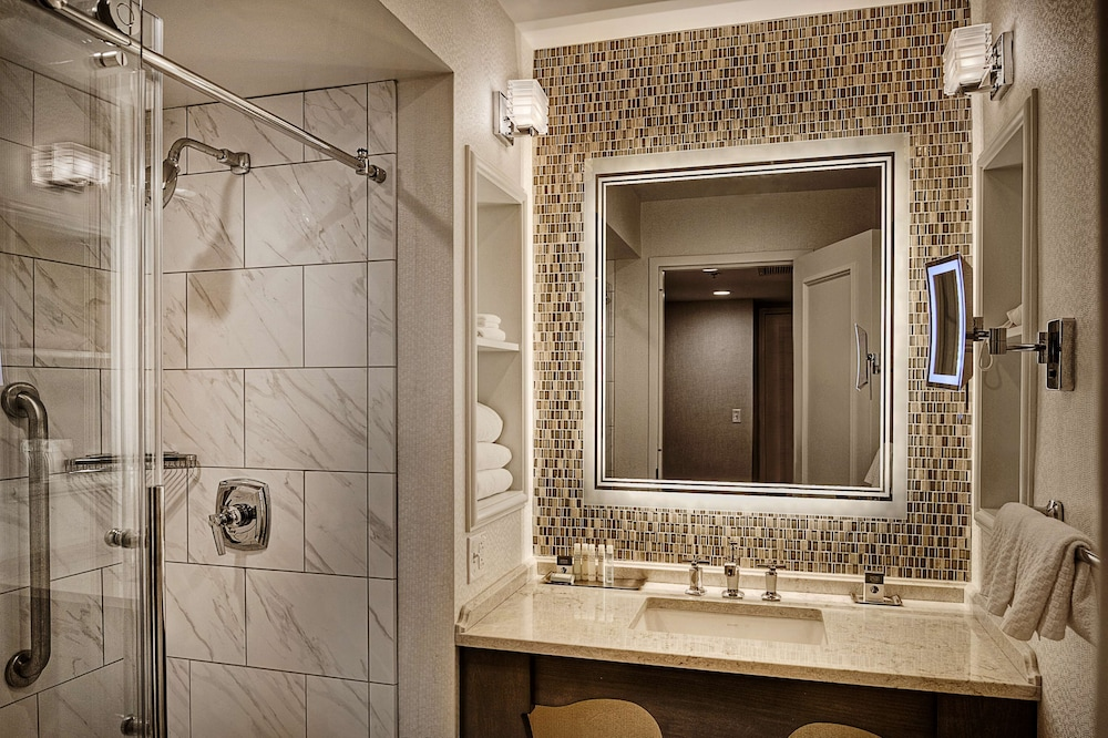 Bathroom, St. Louis Union Station Hotel, Curio Collection by Hilton