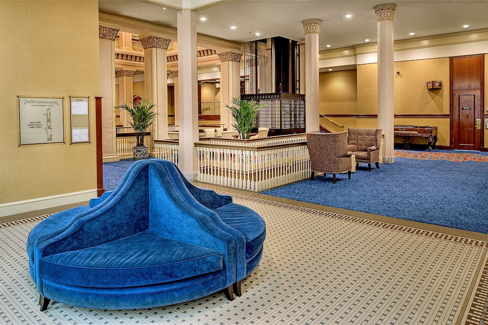 Meeting Facility, St. Louis Union Station Hotel, Curio Collection by Hilton