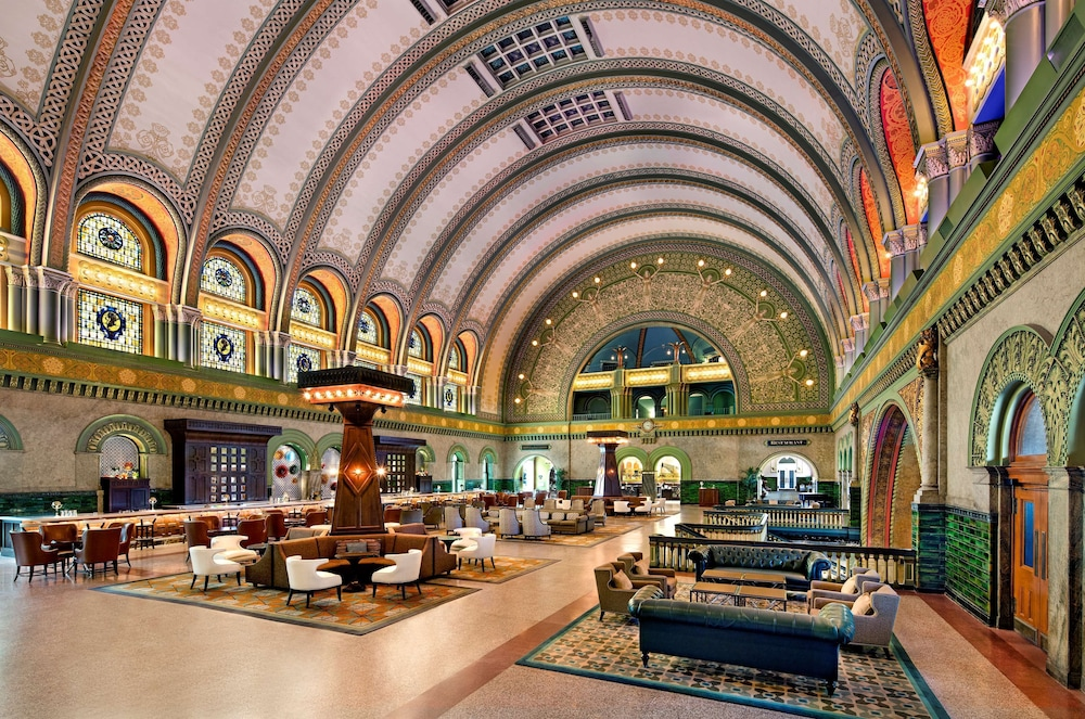 Lobby, St. Louis Union Station Hotel, Curio Collection by Hilton