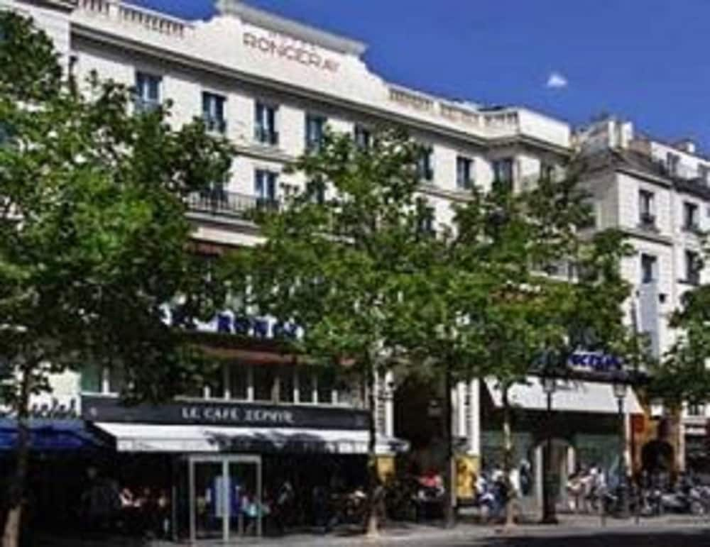 Best western hotel ronceray opera paris fra expedia for Hotel best western paris