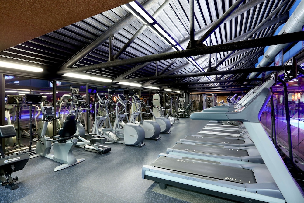 Fitness Facility, Amway Grand Plaza, Curio Collection by Hilton