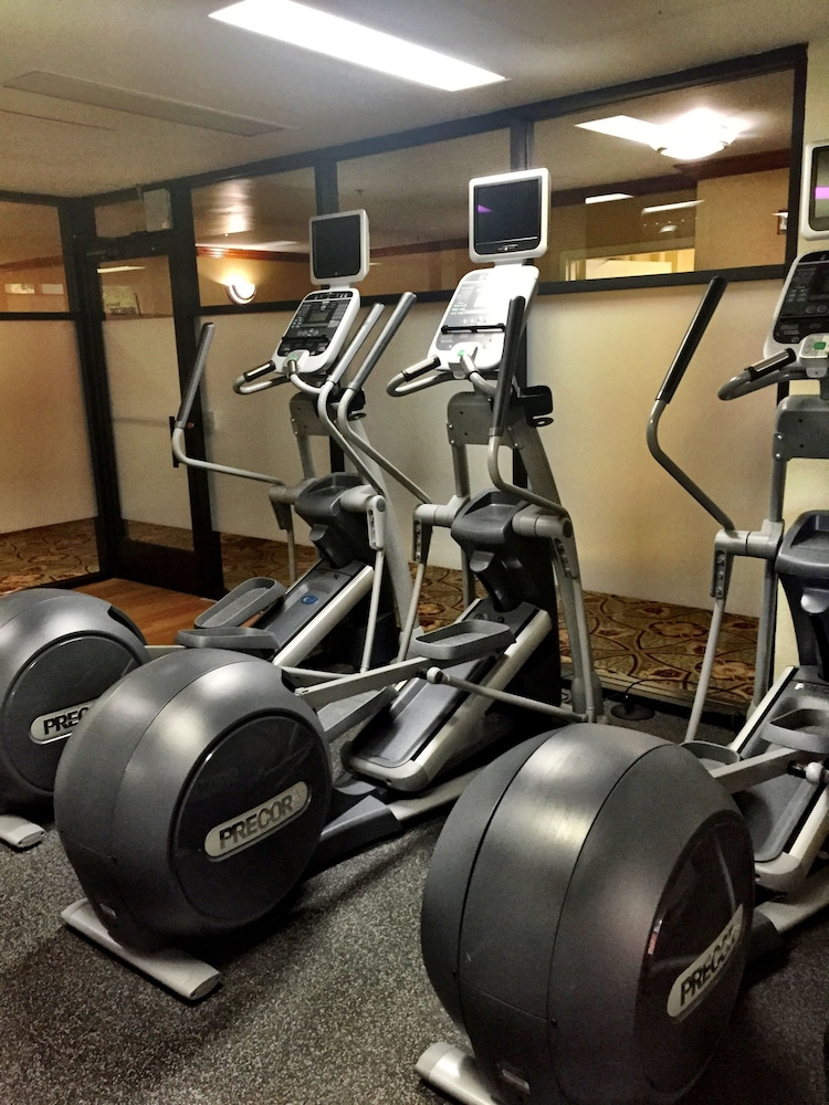 Fitness Facility, Ontario Airport Hotel & Conference Center