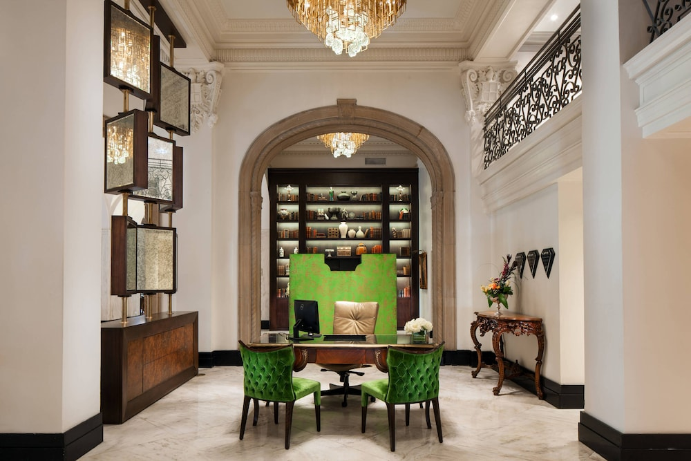Lobby, The St. Anthony, A Luxury Collection Hotel, San Antonio