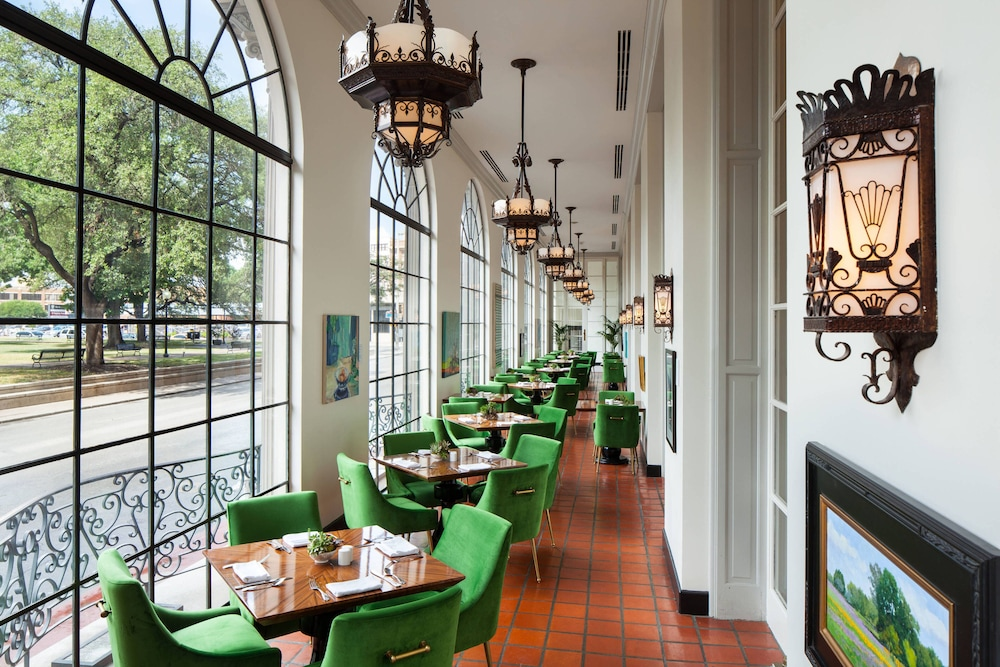 Restaurant, The St. Anthony, A Luxury Collection Hotel, San Antonio