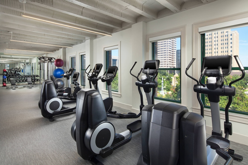 Fitness Facility, The St. Anthony, A Luxury Collection Hotel, San Antonio