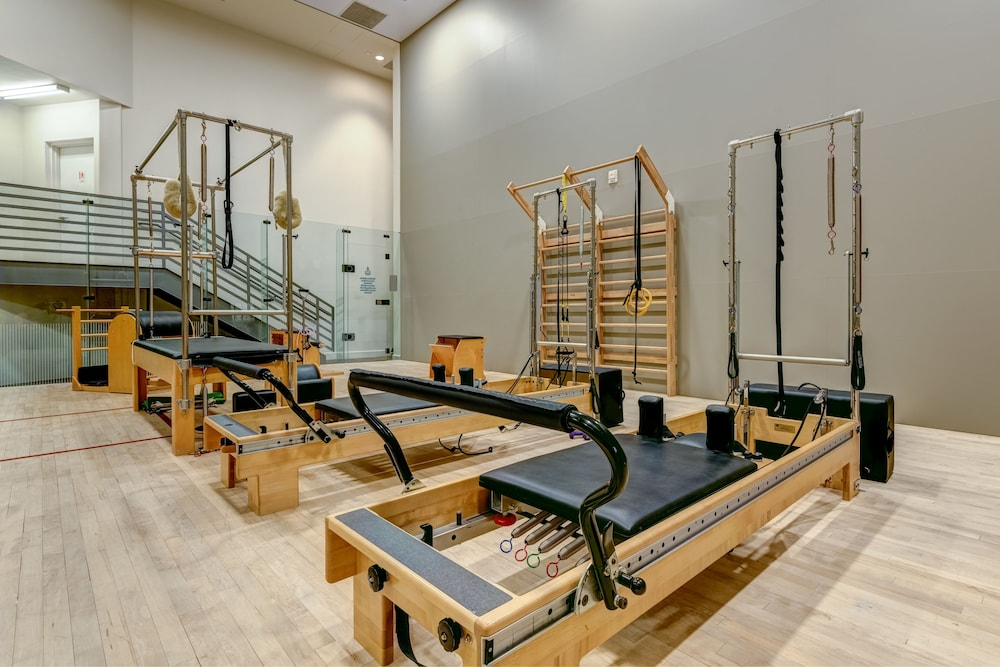 Pilates, The Peaks Resort and Spa