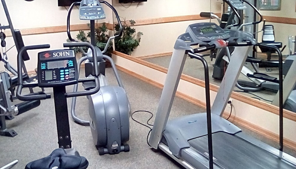 Fitness Facility, Quality Inn Rhinelander