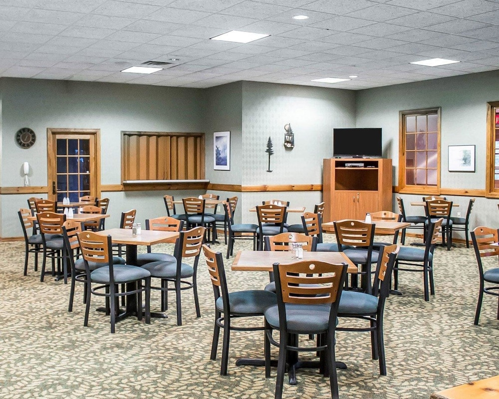 Breakfast Area, Quality Inn Rhinelander